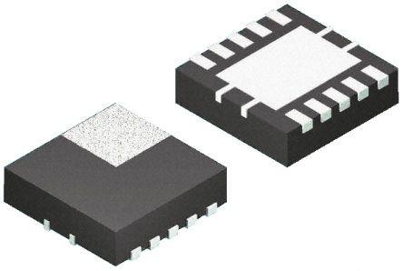 Texas Instruments BQ27210DRKR, Battery Fuel Gauge IC, 2.6 → 4.5 V 10-Pin, VSON