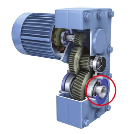 Freudenberg Rotating Shaft Seal 18x30x7mm NBR 902
