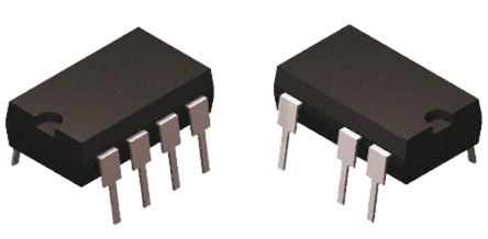 STMicroelectronics VIPER27LN, SMPS Controller 7-Pin, PDIP