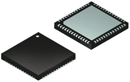 Microchip PIC24FJ128GB204-I/ML, 16bit PIC Microcontroller, 32MHz, 128 kB Flash, 44-Pin QFN