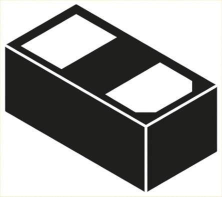 TVS DIODE 3V SOD882 Pack of 100 ESDAVLC8-1BM2