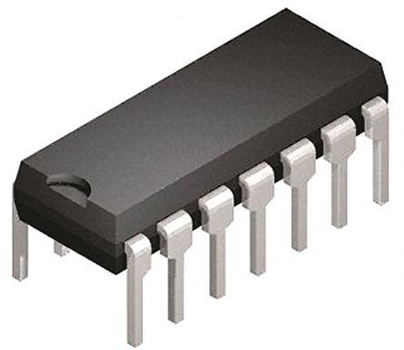 Microchip MCP2221-I/P, USB Converter, USB 2.0 at 12MBps, 3 → 5.5 V, 14-Pin PDIP