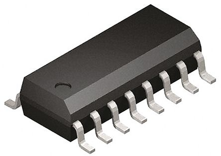 Microchip HV9120NG-G, PWM Current Mode Controller, 10 mA, 3 MHz, 9 → 13.5 V, 16-Pin SOIC