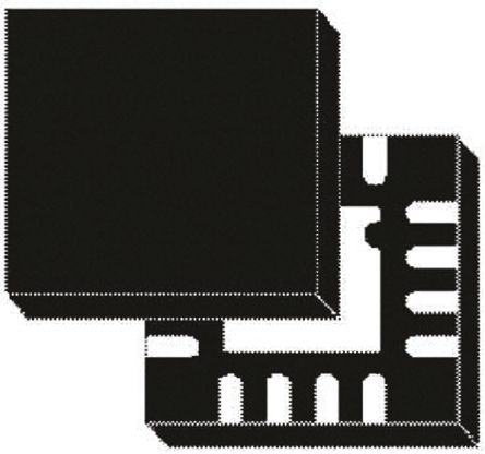 STMicroelectronics STCC2540IQTR, USB Charge Controller, 2.8A 16-Pin, VFQFPN