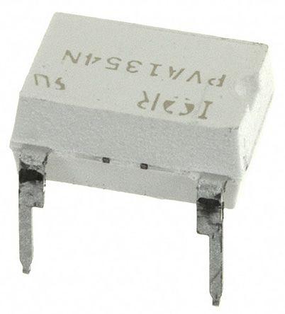 Infineon, PVA1354NPBF DC Input MOSFET Output Optocoupler, Through Hole, 4-Pin DIP
