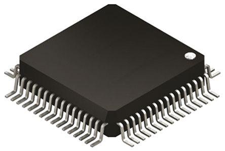 Altera 5M80ZE64C4N, CPLD MAX V Flash 64 Cells, 54 I/O, 80 Labs, 7.9ns, ISP, 64-Pin EQFP