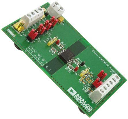 Analog Devices RS485/RS422 Transceiver Evaluation Board for ADM2682E, EVAL-ADM2682EEBZ