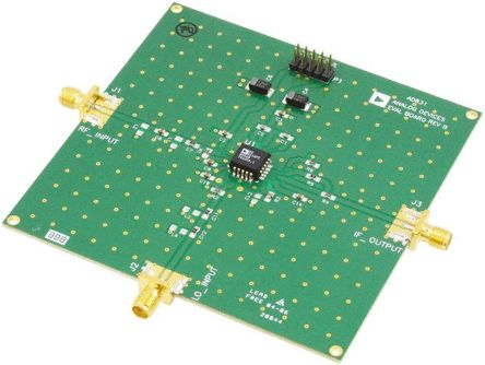 Analog Devices 500MHz RF Mixer Evaluation Board for AD831 - EVAL-AD831EBZ