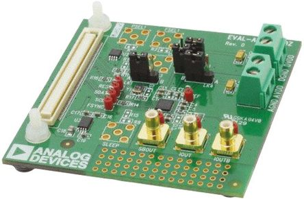Analog Devices EVAL-AD9838SDZ, Direct Digital Synthesizer (DDS) Evaluation Board for AD9838