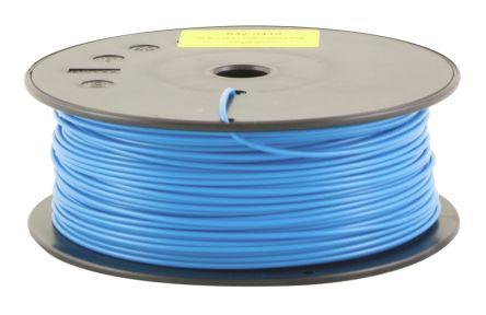 RS Pro 1.75mm Blue PLA 3D Printer Filament, 300g