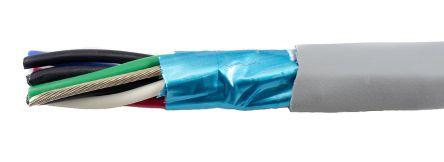 78184 | Kabel, 4-paarig 19/0,16 mm 22 AWG, Ø 5.61mm, Folie Schirmung ...