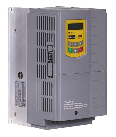 Inverter Drive, 3-Phase In, 0.5 -> 650Hz Out 11 kW, 400 V with EMC Filter, 30.9 A AC10, IP20, RS485 ModBus product photo