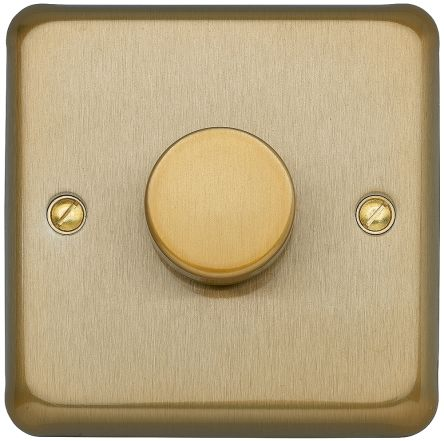 2 Way 1 Gang Dimmer Switch, 250W, 230 V