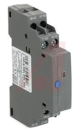 ABB Contact for use with Manual Motor Starters, MO450, MO495, MO496, MS450, MS451, MS495, MS496, MS497