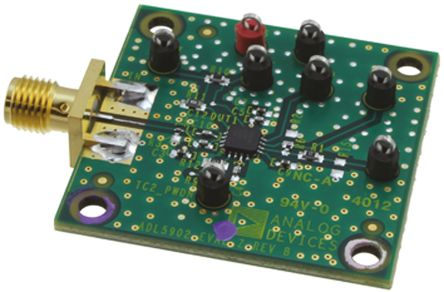 Analog Devices ADL5902-EVALZ TruPwr Power Detector for ADL5902 Evaluation Board