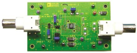 Analog Devices AD737-EVALZ RMS-to-DC Converter for AD737 Evaluation Board