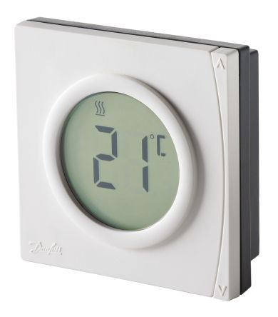 Dial Setting Mains Power Room Thermostat