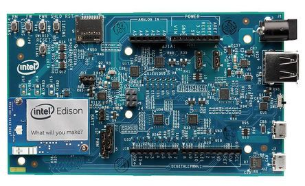 Intel Edison Arduino Development Kit EDI2ARDUIN.AL.K