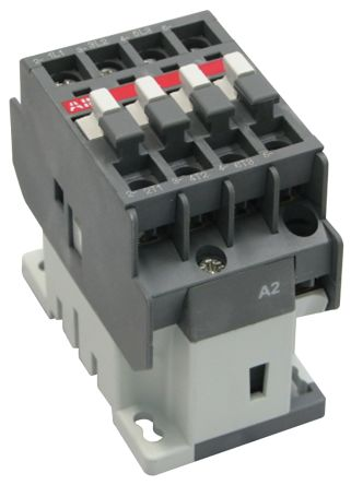 Four-Pole Lighting Contactor ABB A16-04-00-84