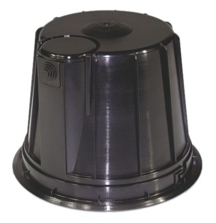 Lighting Cover for use with Reel and blowed-in insulations with LED and Compact Fluorescent Lamps, 184mm Width,140mm
