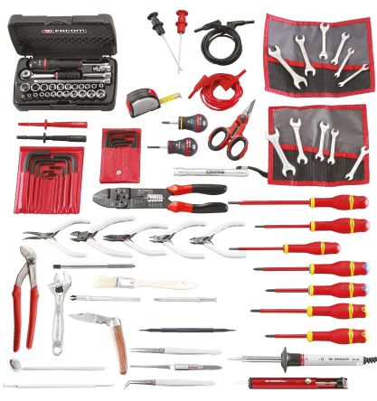 100 Piece Electronics Tool Kit product photo