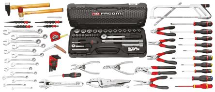 122 Piece Mechanics Tool Kit product photo