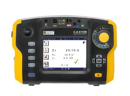 CA 6116 Electrical Tester product photo
