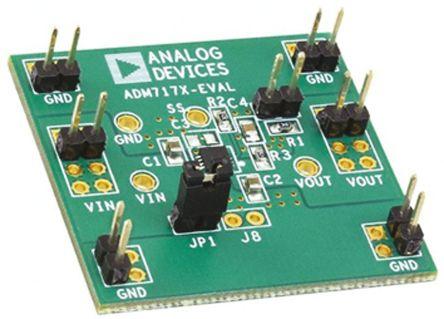 Analog Devices ADM7171CP-EVALZ LDO Voltage Regulator for ADM7171 Evaluation Board