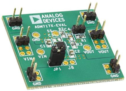Analog Devices ADM7170CP-EVALZ LDO Voltage Regulator for ADM7170 Evaluation Board