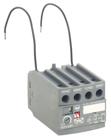 AF Range TEP5 Series OFF Delay Electronic Timer, NO/NC Contacts product photo