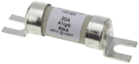 ABB, 20A, A1, Bolted Tag Fuse, gG, 415V
