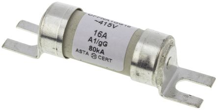 ABB, 16A, A1, Bolted Tag Fuse, gG, 415V