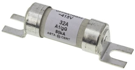 ABB, 32A, A1, Bolted Tag Fuse, gG, 415V