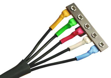F2212IN BK072 Alpha Wire | Alpha Wire Black 2:1, Heat Shrink Tubing ...