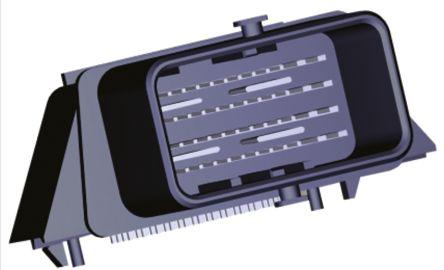 Molex, CMC Automotive Connector Plug 4 Row 48 Way, Solder Termination