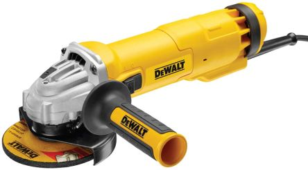 DeWALT DEW4206 115mm Angle Grinder1.01kW, 240V, UK Plug