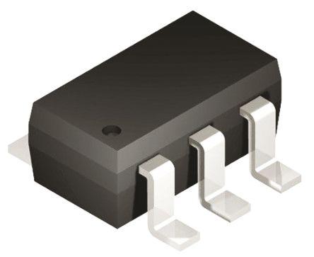 Microchip, MCP16301HT-E/CH Step Down DC-DC Converter 600mA Adjustable, 2 → 15 V 6-Pin, SOT-23