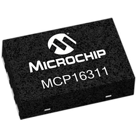 Microchip, MCP16311T-E/MNY Step Down DC-DC Converter 1A Adjustable, 2 → 24 V 8-Pin, TDFN