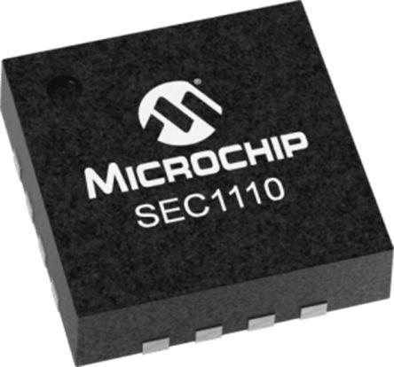 SEC1110I-A5-02, Smart Card Interface Smart Card 3 → 5.5 V 16-Pin QFN