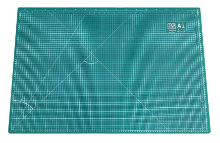 Rs Pro Ppe Portable Work Bench Mat 900mm X 600mm X 2 5mm