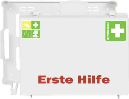 Carrying Case First Aid Case for 80 people, 300 mm x 400mm x 150 mm product photo