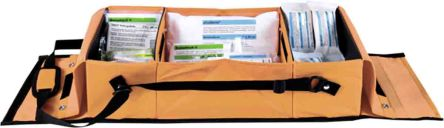 Carrying Case First Aid Bag, 250 mm x 280mm x 130 mm product photo