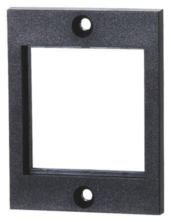 Moldura Kubler T.008.860, para uso con Contadores LCD con preajuste serie 901