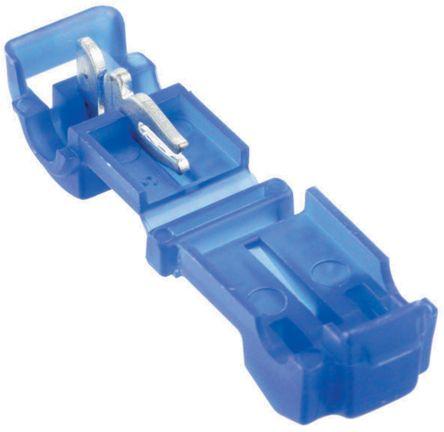 952K-BULK 3M | 3M T-Tap Wire Splice Connector, Blue, Insulated, Tin ...