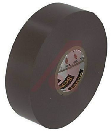 Color coding electrical tape brown | 3M | RS Components Israel