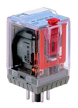 C2A20X012VDC Turck Turck DPDT NonLatching Relay Plug In 12V dc