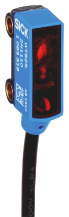 Sick Background Suppression Photoelectric Sensor 1 → 66 mm Detection Range PNP IP67 Block Style WTB2S-2P1360