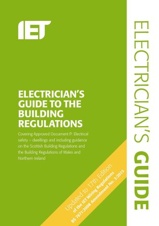 pwgp173b electrician s guide to the building regulations 4th rh ph rs online com Electrical Panel Wiring Electrical Panel Wiring