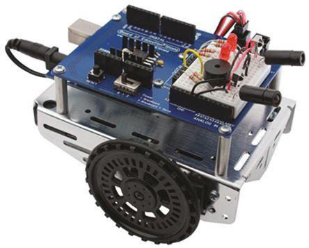 BoE Robotics Shield kit with Arduino Uno