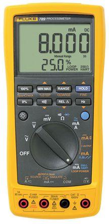 Fluke FLK-789/IR3000FC Multi Function Calibrator 1A